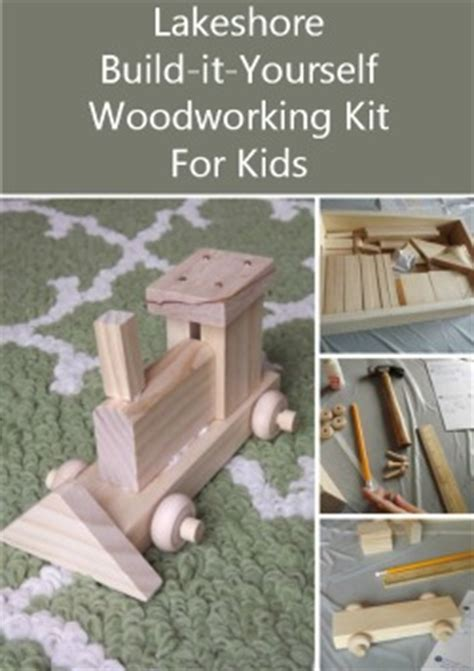 lakeshores build   woodworking kit  kids review