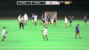 Bowdoin Women s Lacrosse vs St Joseph s 3 30 16 – Hockey Alley