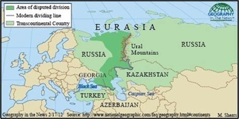 geography   news eurasias boundaries geography