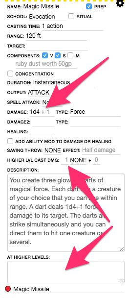 roll20 macro templates 5th edition ogl by roll20 roll20 wiki