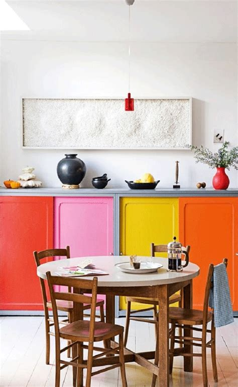 How To Add A Pop Of Color To Your Kitchen  Best Friends
