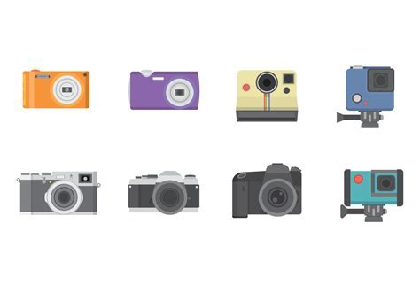 Free Camera Vector Download Free Vector Art, Stock Graphics & Images