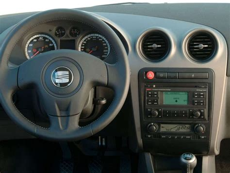 Interni Seat Ibiza Seat Ibiza 1 8 Fr 2004 Piccola Sportiva E Spagnola