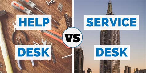 help desk vs service desk what is the difference between a help desk and service desk
