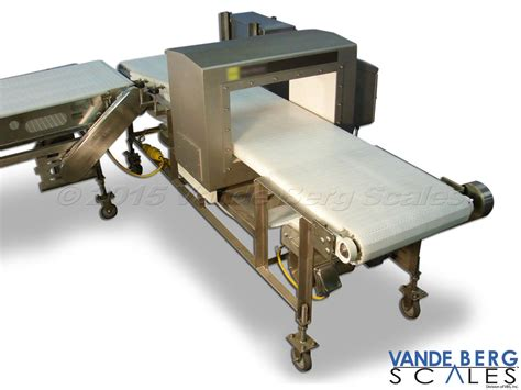 cuisine metal metal detectors for food processing lines
