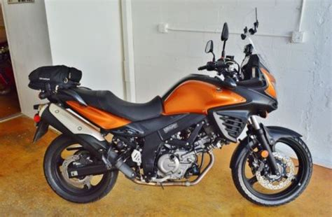 Suzuki V-strom 650 Abs For Sale Used Motorcycles On