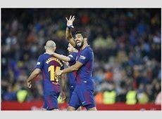 Resultado Final Barcelona 3 Levante 0 Liga de España