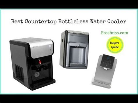 bottleless countertop water cooler best countertop bottleless water cooler reviews 2019