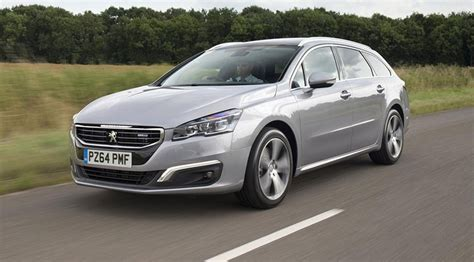 Peugeot 508 Sw Hdi 140 Allure (2015) Review  Car Magazine