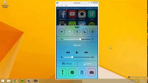 how to photos from iphone to computer pantalla de iphone ipod en pc ios 7 jailbreak