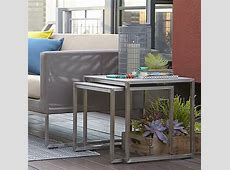 Eye For Design Decorating With Nesting Tables