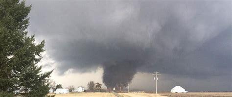 Tornado Hits Midwest
