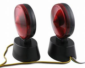Roadmaster Standard Magnetic Tow Lights Roadmaster Tow Bar