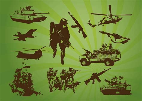 Download free svg vectors for commercial use. Free Army Stock Footage Vector Art & Graphics   freevector.com