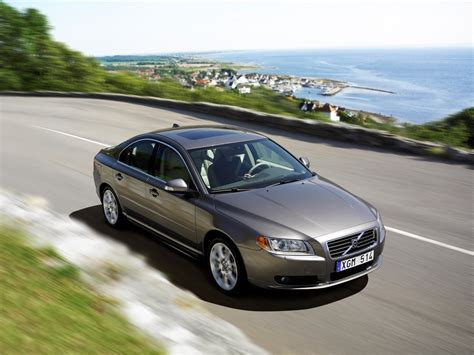The All New Volvo S80  Driveline  New Sixcylinder In