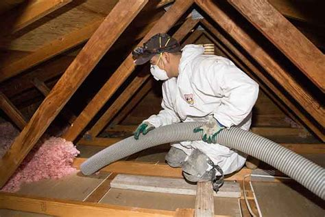 fool proof formula  easy attic insulation removal