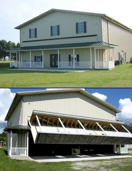 Garage Hangar by 2day Technology Hangar Disguised As A Home