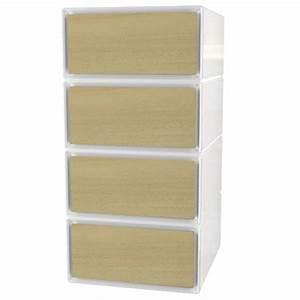 Rangement A Tiroir : tour rangement tiroirs cube meuble rangement cuisine ~ Teatrodelosmanantiales.com Idées de Décoration