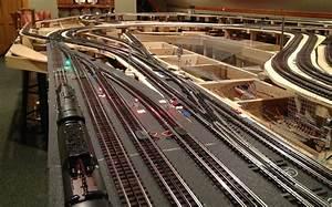 Professional Custom Model Railroad Builders
