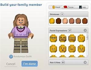 Make Your Own LEGO Minifigure Family Christmas Card ...