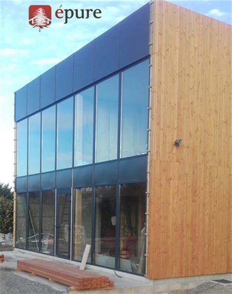 bureau ossature bois construction bureau ossature bois toulouse epure bois