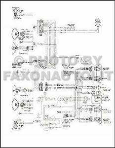 1979 Chevy El Camino Gmc Caballero Wiring Diagram Chevrolet Electrical Schematic