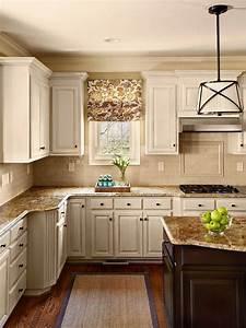 Kitchen, Cabinet, Paint, Colors, Ideas, Hgtv
