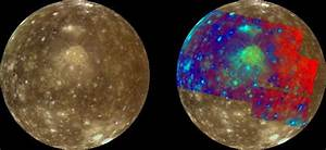APOD: May 11, 1998 - Callisto in True Color