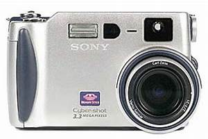 Sony Cyber Shot Dsc