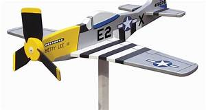 Airplane Whirligig - Scroll Saw Woodworking & Crafts
