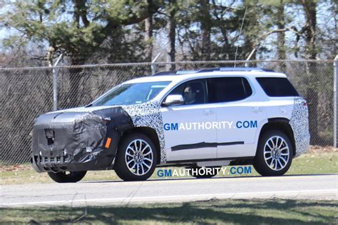 2020 Buick Minivan by 2020 Gmc Acadia Info Specs Wiki Gm Authority