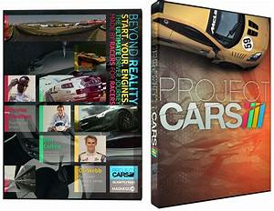Project Cars Pc Box Art Cover By Younes M