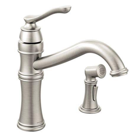 standard kitchen faucet moen arbor high arc single handle standard kitchen faucet