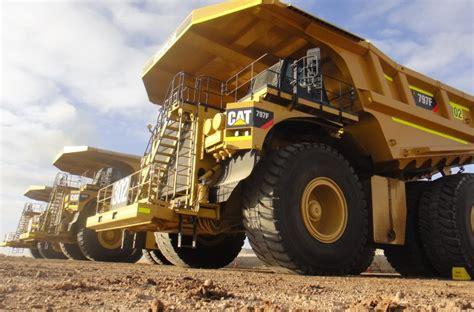 australias biggest machines cat  powertrain