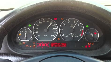 bmw dashboard bmw warning lights on dashboard html autos post