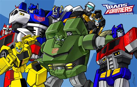 Transformers Animated Wallpaper - transformers animated episodes