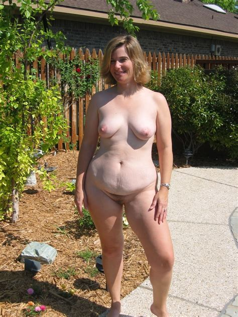 Mature Nude In House And Garden In Gallery Mature Nude In House And Garden Picture