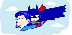 Chibi Superman and Batman by Rai-daydreamer on DeviantArt