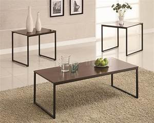 metal and wood coffee tables With wood and metal coffee table sets