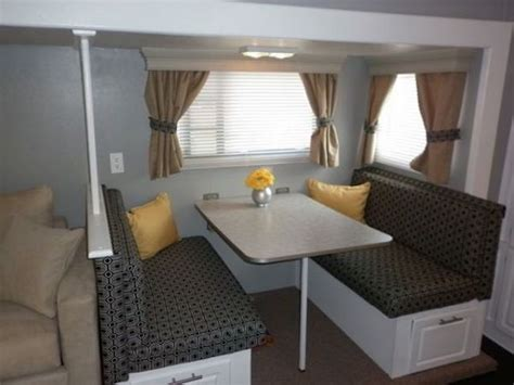 year  jayco travel trailer  interior decor makeover