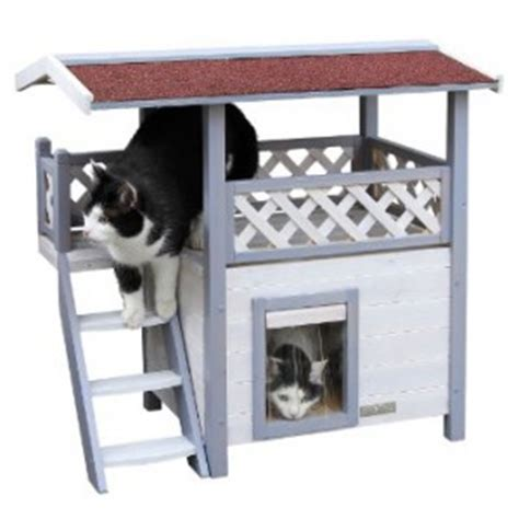 maison pour chat ext 233 rieur pet elevage