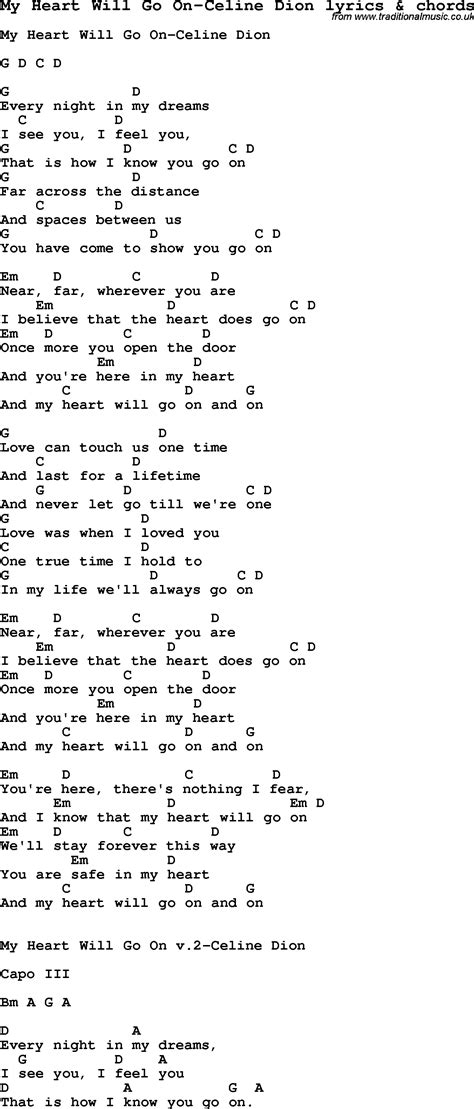 Heart What About Love Chords