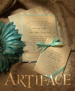 tiffany blue and champagne wedding wedding artiface With wedding invitations costa mesa ca