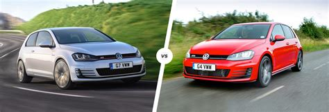 siege golf 1 gti vw golf gti vs golf gtd battle at the pumps carwow