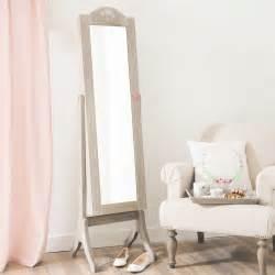 miroir psyche porte bijoux   cm angelique maisons du monde