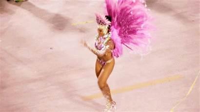 Samba Rio Carnaval Carnival Brazil Gifs Dance