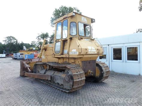 Fiat Allis Dealers by Used Fiat Allis Fd 20 Dozers Year 1989 For Sale Mascus Usa