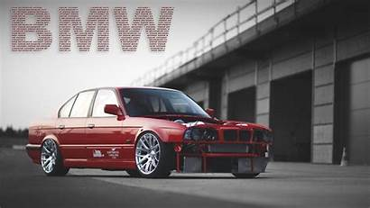 Bmw Tuning E34 Desktop Wallpapers Cars Garages