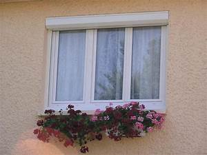 Fenetre 3 Vantaux Pvc : atoutbaie vannes articles ~ Melissatoandfro.com Idées de Décoration