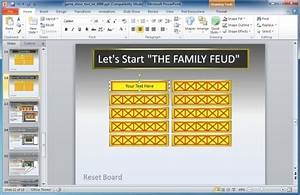 valuable tips for creating powerpoint presentations for With powerpoint game show templates family feud